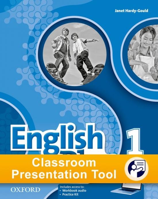 English Plus Second Edition 1 Classroom Presentation Tool eWorkbook Pack (Access Code Card)