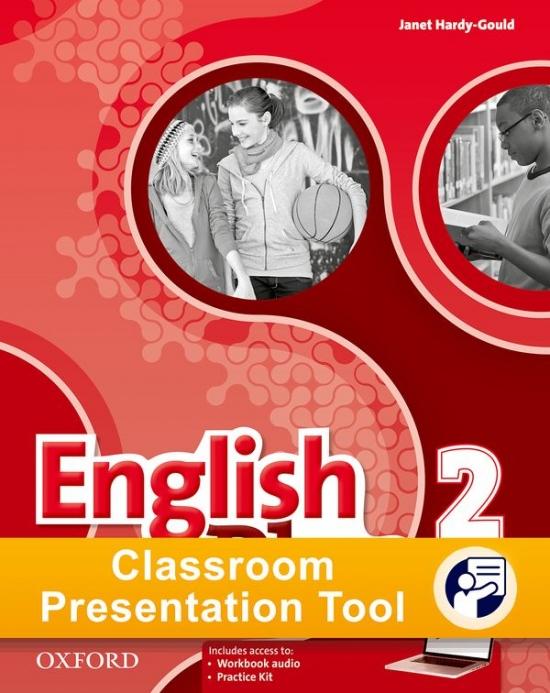 English Plus Second Edition 2 Classroom Presentation Tool eWorkbook Pack (Access Code Card) : 9780194214445