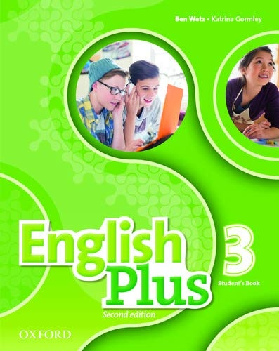 English Plus Second Edition 3 Classroom Presentation Tool Student´s eBook Pack (Access Code Card)