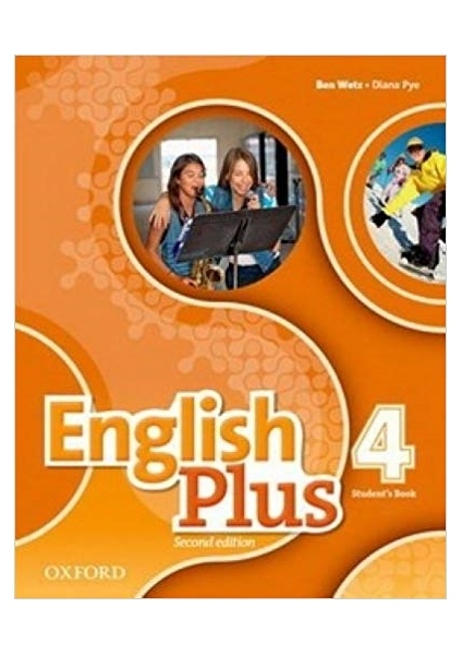 English Plus Second Edition 4 Classroom Presentation Tool eWorkbook Pack (Access Code Card) : 9780194214605