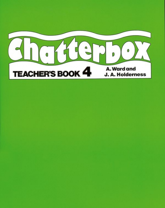 CHATTERBOX - Level 4 - TEACHER´S BOOK