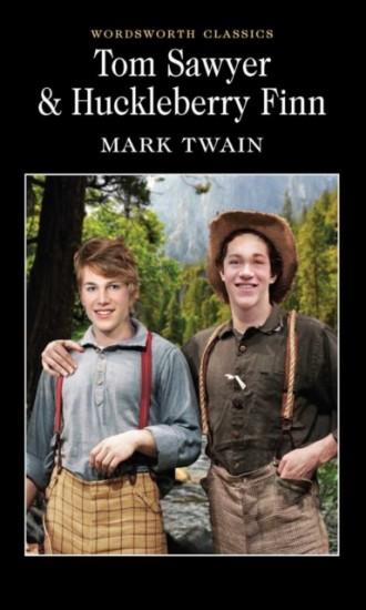 Tom Sawyer & Huckleberry Finn : 9781853260117