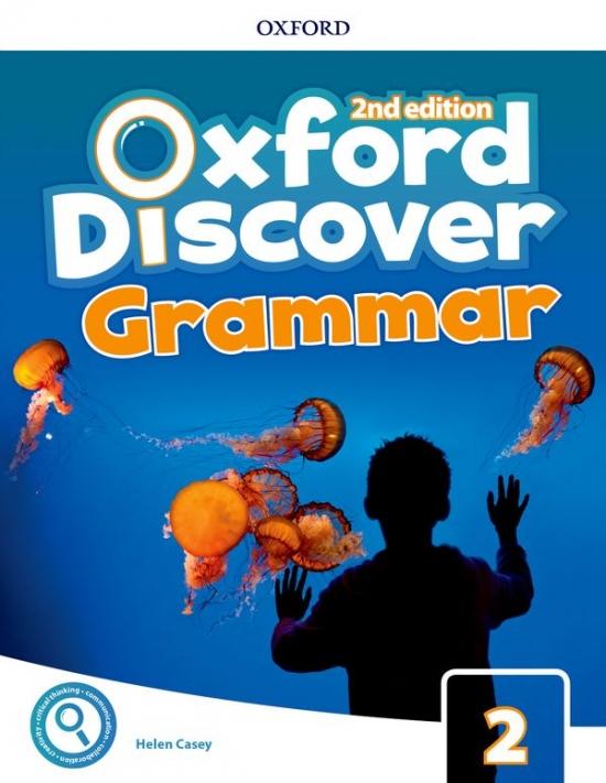 Oxford Discover Second Edition 2 Grammar Book : 9780194052702