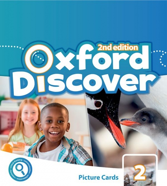Oxford Discover Second Edition 2 Picture Cards