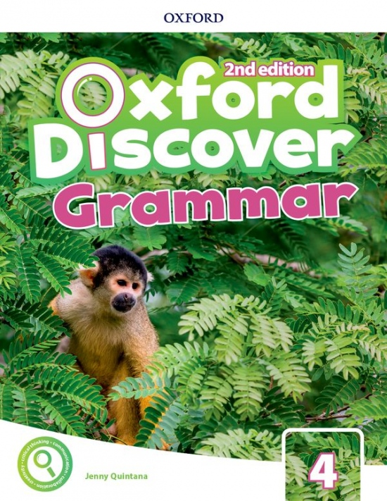 Oxford Discover Second Edition 4 Grammar Book