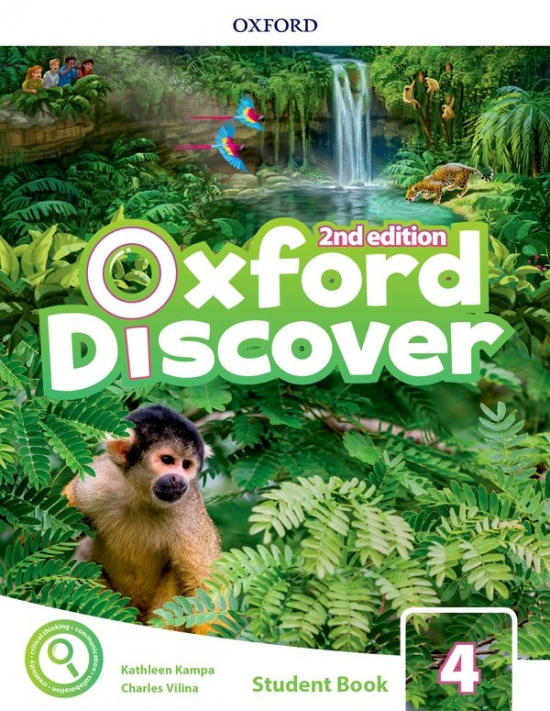 Oxford Discover Second Edition 4 Student Book