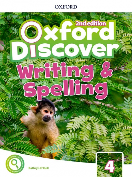 Oxford Discover Second Edition 4 Writing and Spelling