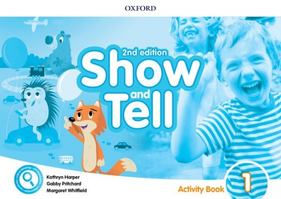 Oxford Discover: Show and Tell Second Edition 1 Activity Book