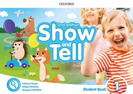 Oxford Discover: Show and Tell Second Edition 1 Student Book Pack
