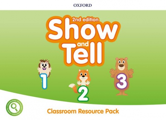 Oxford Discover: Show and Tell Second Edition 1-3 Classroom Resource Pack