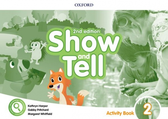 Oxford Discover: Show and Tell Second Edition 2 Activity Book