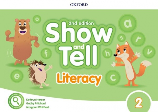 Oxford Discover: Show and Tell Second Edition 2 Literacy Book
