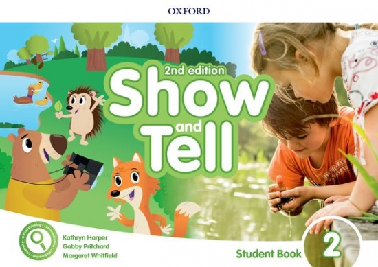 Oxford Discover: Show and Tell Second Edition 2 Student Book Pack