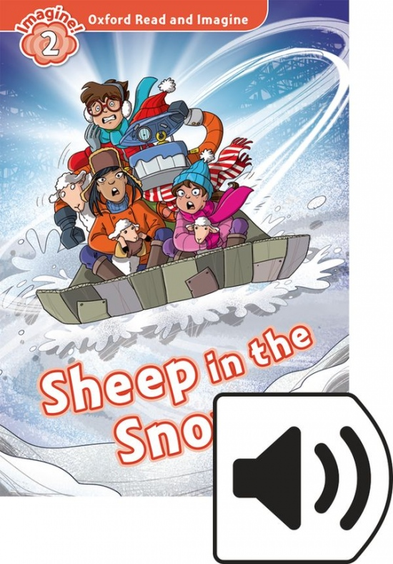 Oxford Read and Imagine 2 Sheep in the Snow with MP3 Pack