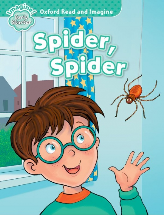 Oxford Read and Imagine Early Starter Spider, Spider : 9780194722292