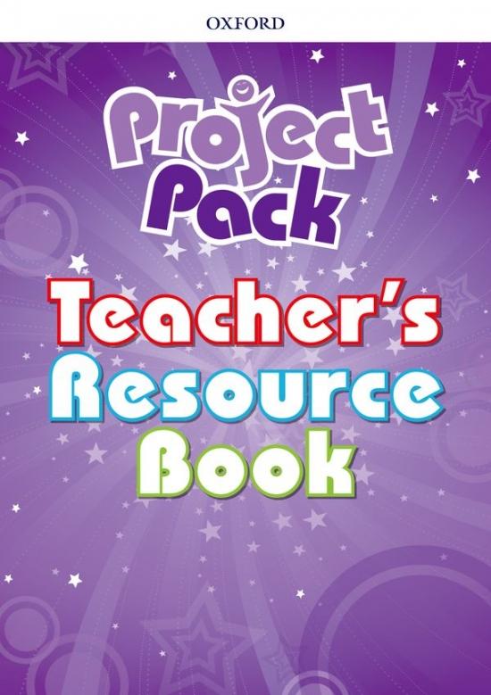 Project Pack 1-6 Teacher´s Resource Book : 9780194050678