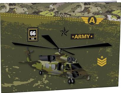 Desky na číslice Army