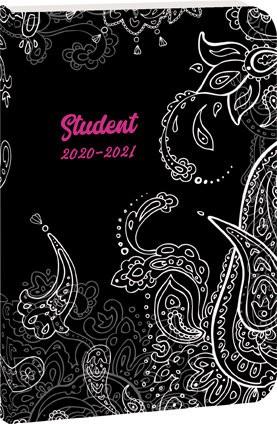 Školní diář STUDENT Ornament : 8591577056030