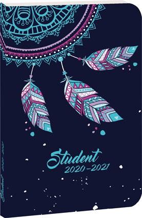 Školní diář STUDENT Indian life : 8591577056054