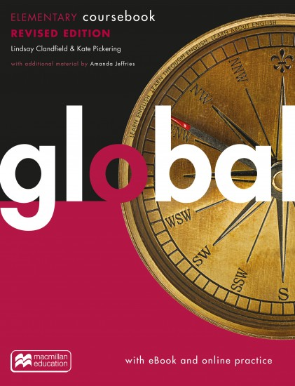 Global Revised Elementary Coursebook + eBook + MPO