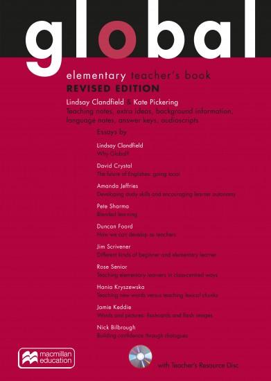 Global Revised Elementary Teacher´s Pack (Includes: Teacher´s Resource CD-ROM, eBook & Macmillan Practice Online) : 9781380040596