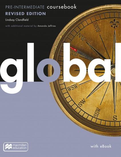 Global Revised Pre-Intermediate Coursebook + eBook