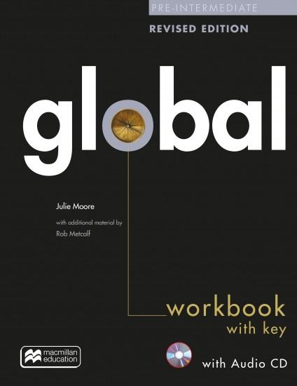 Global Revised Pre-Intermediate Workbook with key