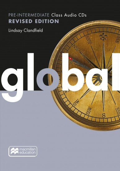 Global Revised Pre-Intermediate Class Audio CD (3) : 9781380036117