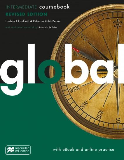 Global Revised Intermediate Coursebook + eBook Pack + MPO