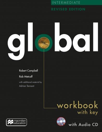 Global Revised Intermediate Workbook with key