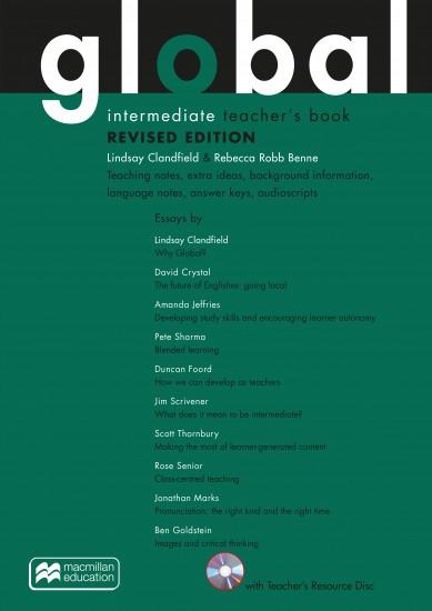 Global Revised Intermediate Teacher´s Pack (Includes: Teacher´s Resource CD-ROM, eBook & Macmillan Practice Online)