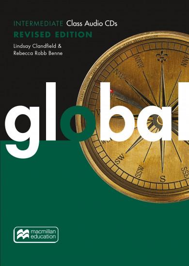 Global Revised Intermediate Class Audio CD (3) : 9781380036155