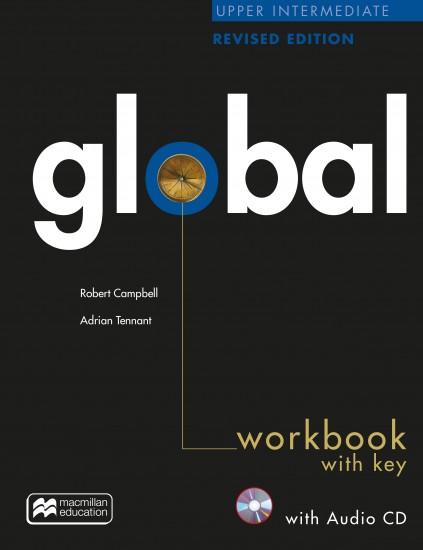 Global Revised Upper-Intermediate Workbook with key