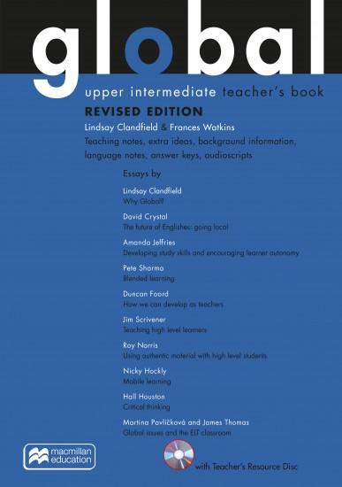 Global Revised Upper-Intermediate Teacher´s Pack (Includes: Teacher´s Resource CD-ROM, eBook & Macmillan Practice Online)