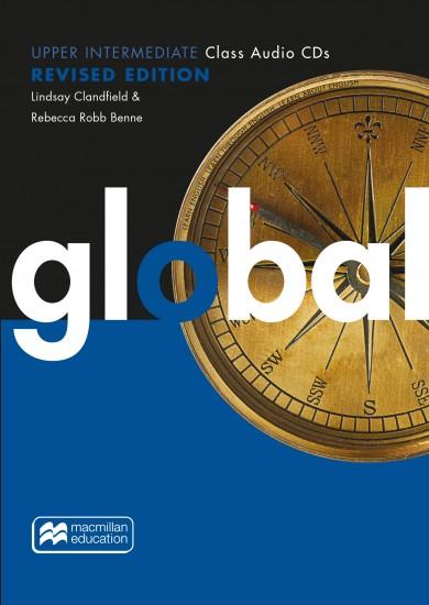 Global Revised Upper-Intermediate Class Audio CD (3)