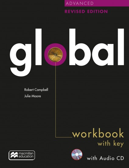 Global Revised Advanced Workbook with key
