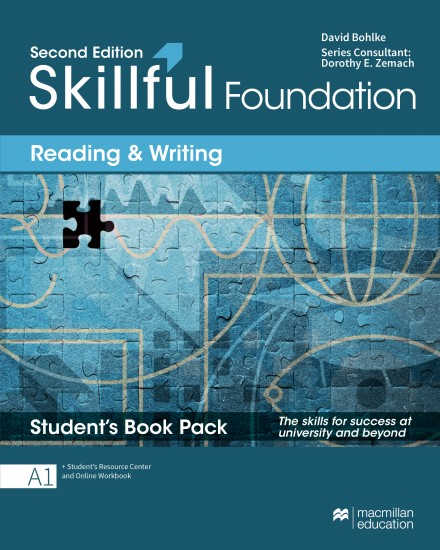 Skillful Reading & Writing Foundation Premium Student´s Book Pack