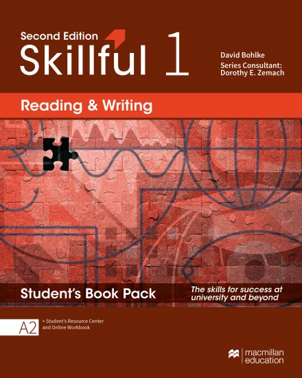 Skillful Reading & Writing 1 Premium Student´s Book Pack