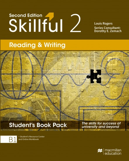 Skillful Reading & Writing 2 Premium Student´s Book Pack