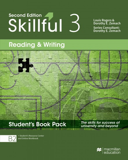 Skillful Reading & Writing 3 Premium Student´s Book : 9781380010766
