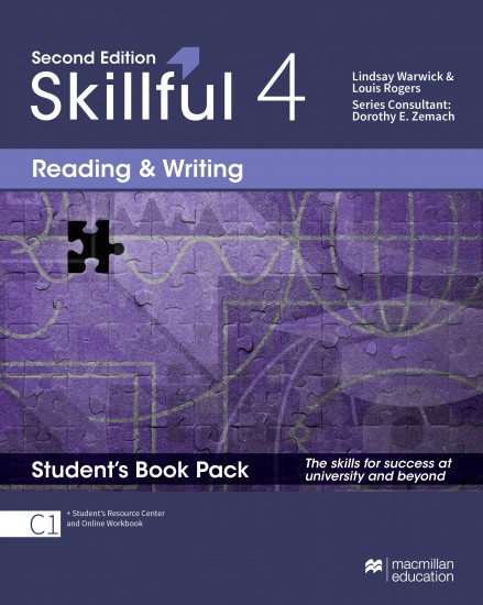 Skillful Reading & Writing 4 Premium Student´s Book Pack