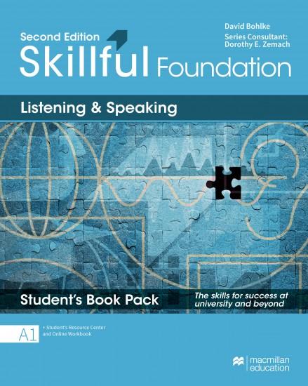 Skillful Listening & Speaking Foundation Premium Student´s Book Pack