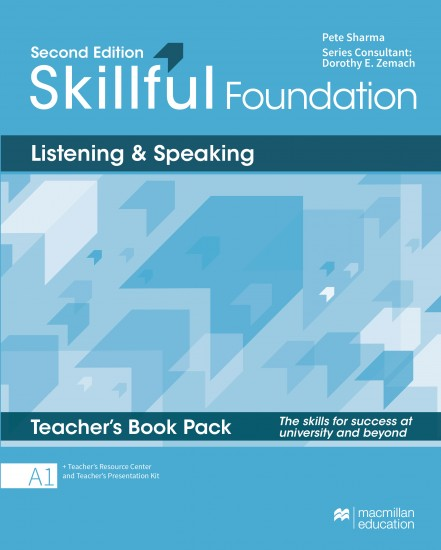 Skillful Listening & Speaking Foundation Premium Teacher´s Pack