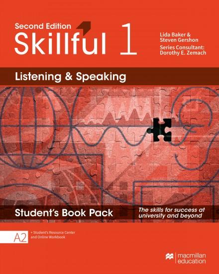 Skillful Listening & Speaking 1 Premium Student´s Book Pack