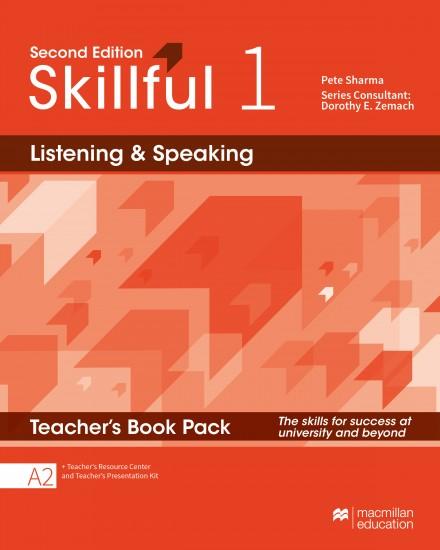 Skillful Listening & Speaking 1 Premium Teacher´s Pack