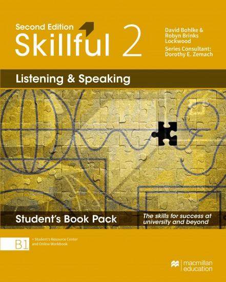 Skillful Listening & Speaking 2 Premium Student´s Book