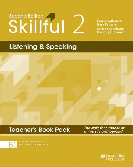 Skillful Listening & Speaking 2 Premium Teacher´s Pack
