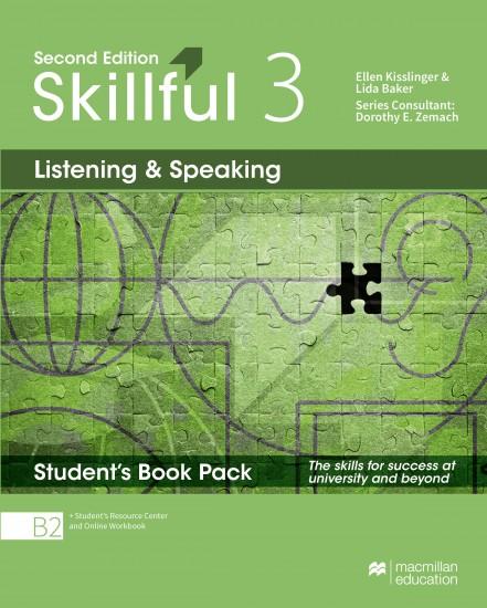 Skillful Listening & Speaking 3 Premium Student´s Book Pack