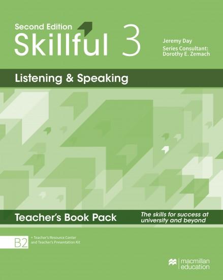 Skillful Listening & Speaking 3 Premium Teacher´s Pack : 9781380010735