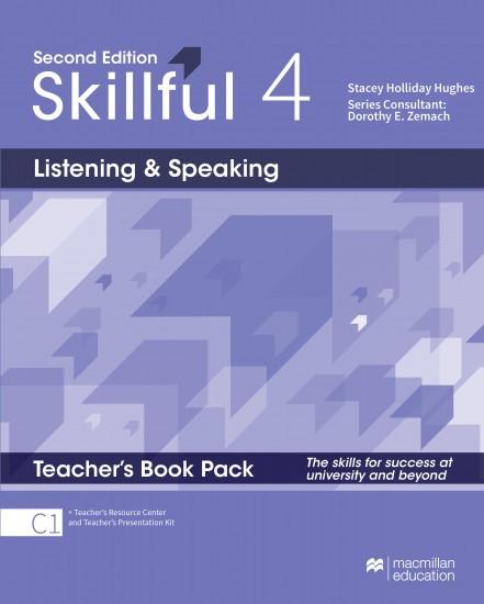 Skillful Listening & Speaking 4 Premium Teacher´s Pack
